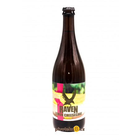 Raven - Lemond Cheesecake (0,75L)