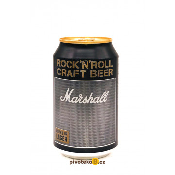 Marshall - Amped Up Lager...