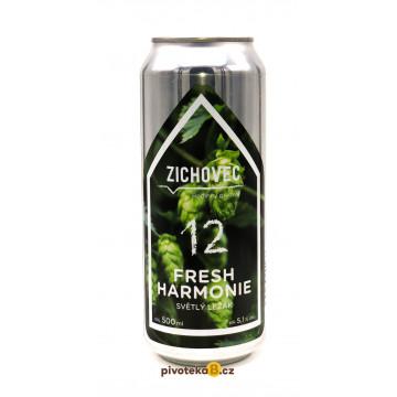 Zichovec - Fresh Harmonie...