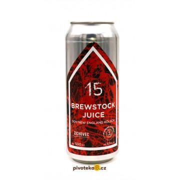 Zichovec - Brewstock Juice...