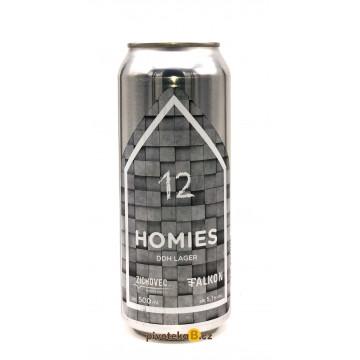 Zichovec - Homies (0,5L)...