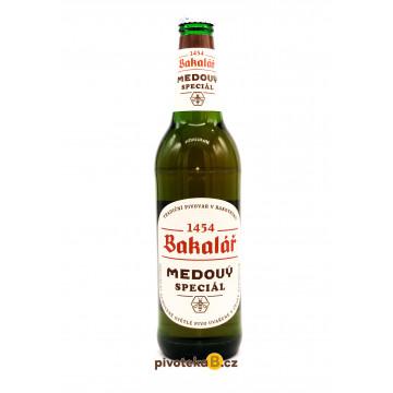Bakalář - Medový speciál...