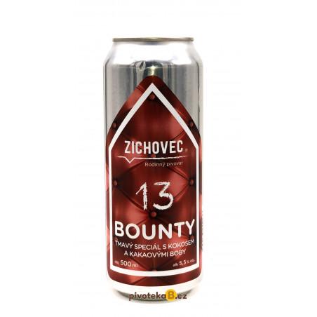 Zichovec - Bounty (0,5L)