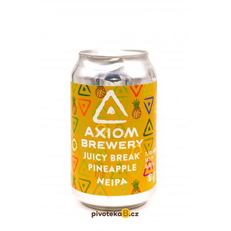 Axiom Brewery - Juicy Break Pineapple (0,33L)