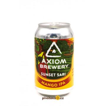 Axiom Brewery - Sunset Sari...
