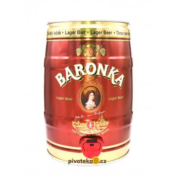 Žatec - Baronka Premium (5L)