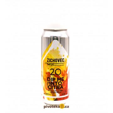 Zichovec - Dip Me Citra (0,5L)