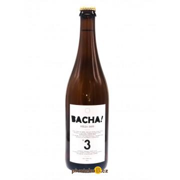 BACHA! - 3 Hella hard (0,75L)