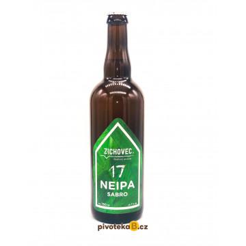 Zichovec - NEIPA Sabro (0,75L)