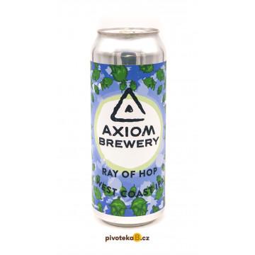Axiom Brewery - Ray of Hop...