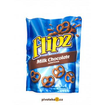 Flipz - Milk Chocolate 90 g
