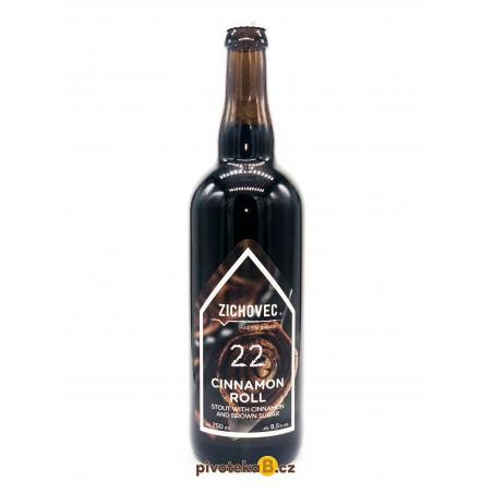 Zichovec - Cinnamon Roll (0,75L)