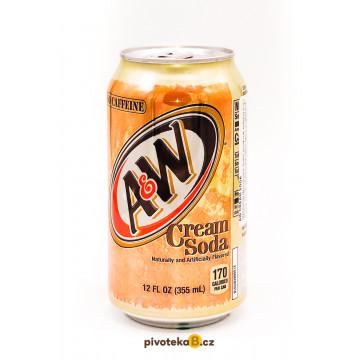 A&W - Cream Soda (0,355L)