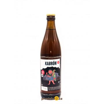 Kočovný Kozi - Kabrón (0,5L)