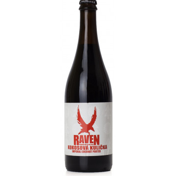 Raven - Kokosová kulička...