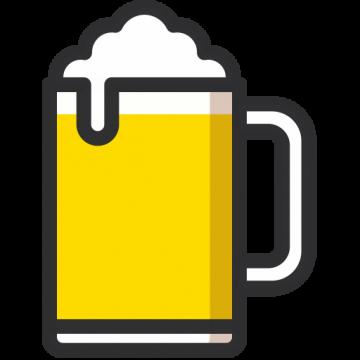 Točené pivo 0,4L