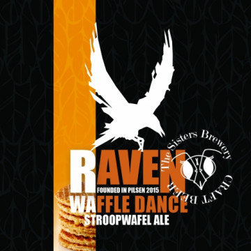 Raven - Waffle Dance (0,75L)