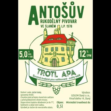 Antoš - Trotl (0,75L)