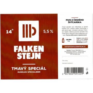 Falkenštejn - Tmavý speciál...