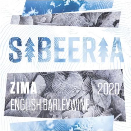 Sibeeria - Zima 2020 (0,33L)